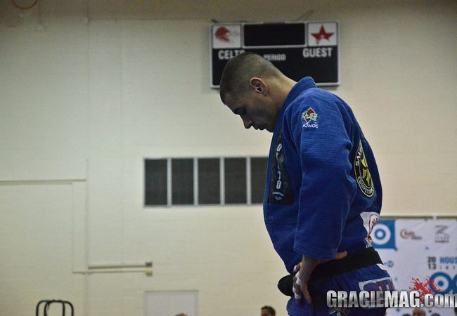 Watch Rafael Lovato Jr. in submission-only match against much lighter opponent