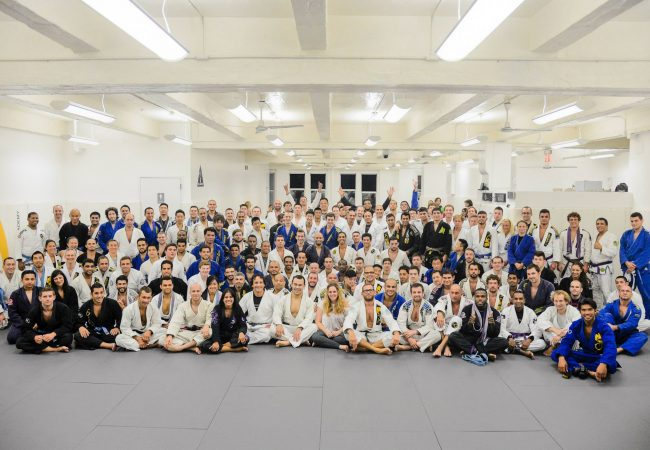 GMA Marcelo Garcia Academy promotes 29 students to new ranks