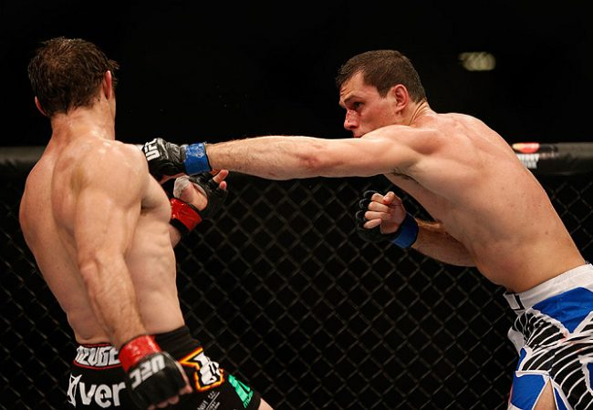 Roger Gracie thought he was 'going to collapse' in UFC 162 loss