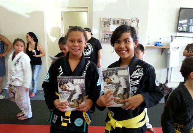 Purebred Jiu-Jitsu Guam holds in-house kids tournament for friendship and experience