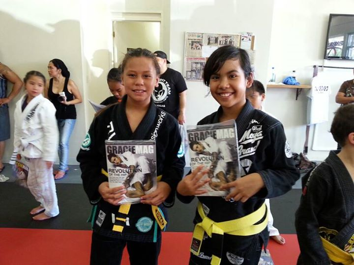 Purebred BJJ Guam holds in-house kids tournament for friendship and