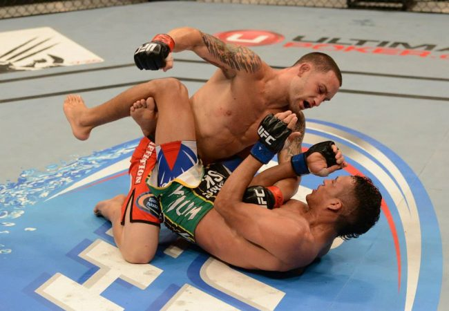 UFC 162 Video: Watch Frankie Edgar vs. Charles Oliveira fight highlights