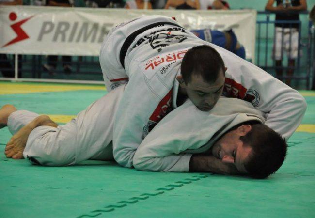 Sul-Brasileiro de Jiu-Jitsu: Alexandro Ceconi é o rei do absoluto