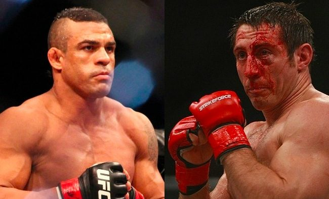 UFC working for Vitor Belfort vs. Tim Kennedy in Brazil
