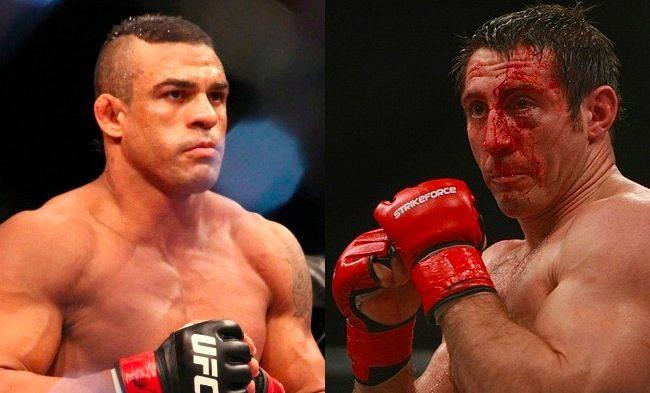 UFC working for Vitor Belfort vs. Tim Kennedy in Brazil