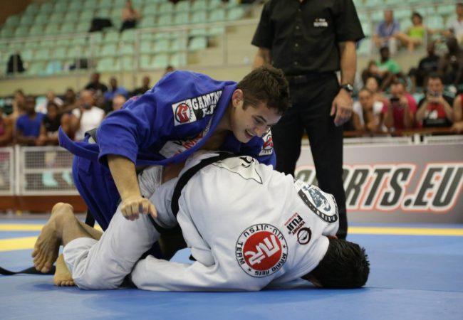 Veja como Caio Terra venceu mais um absoluto de Jiu-Jitsu, em Lisboa