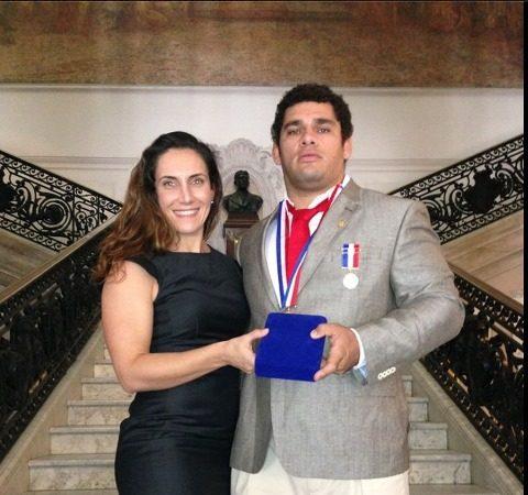 Casal do Jiu-Jitsu recebe homenagem e convite para ADCC 2013