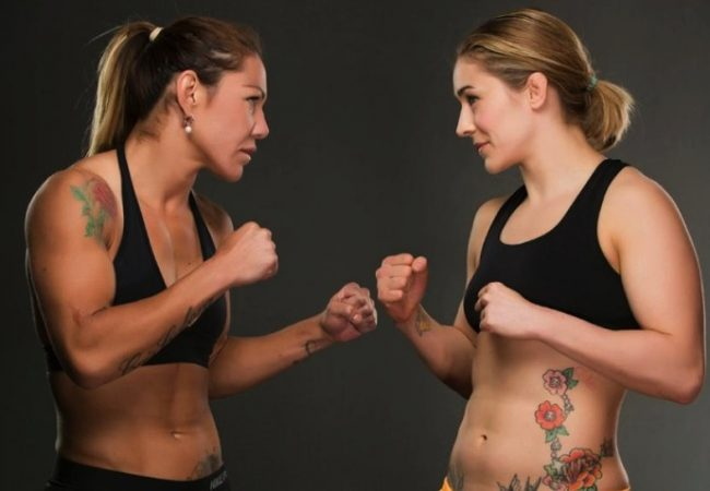 This 'Road to Invicta FC 6: Cyborg vs. Coenen' clip will make you want to buy the fight
