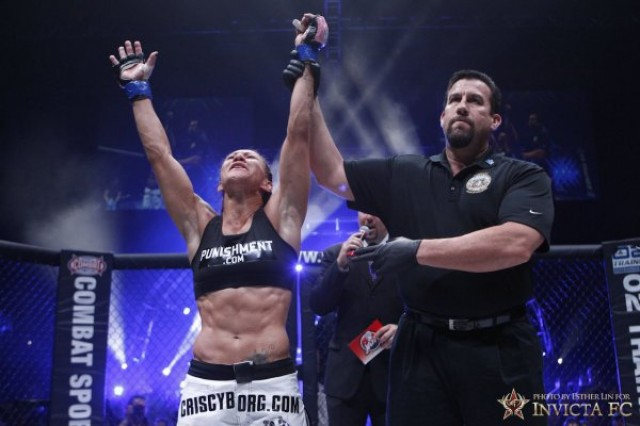 Video: Watch 'Invicta FC 6: From All Angles' with Cris Cyborg