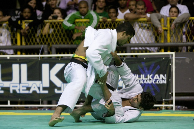 With three gold medals around his neck, Ricardo Evangelista dreams of ADCC