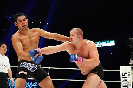 Jose Aldo lists Fedor Emelianenko as greatest fighter of all time