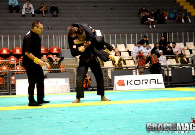 Vídeo: veja a final do absoluto faixa-marrom do Rio Open de Jiu-Jitsu
