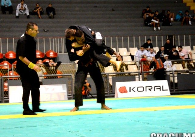 Video: Watch the final of the brown belt absolute at Rio Open
