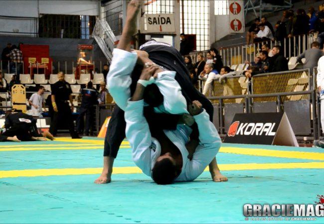 Vídeo: assista a final do absoluto roxa masculino do Rio Open de Jiu-Jitsu