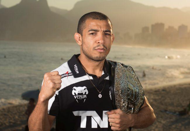 Vídeo: José Aldo revela ponto fraco do Zumbi Coreano, seu adversário no UFC 163
