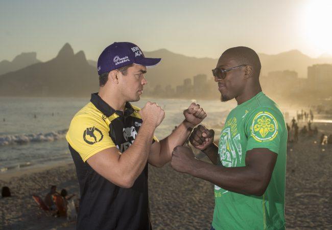 Vídeo: a diferente finalização de Phil Davis, adversário de Lyoto no UFC Rio 4