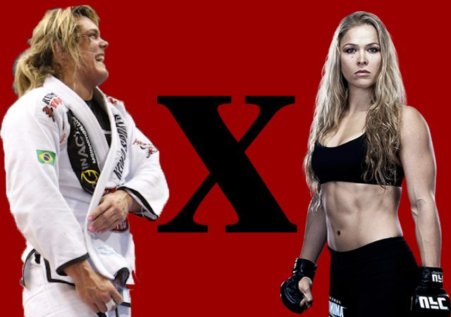 A melhor lutadora do Jiu-Jitsu contra a melhor do MMA – quem venceria?