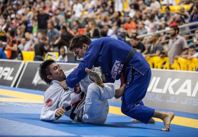 Jiu-Jitsu avançado: estude o legdrag com os irmãos Mendes