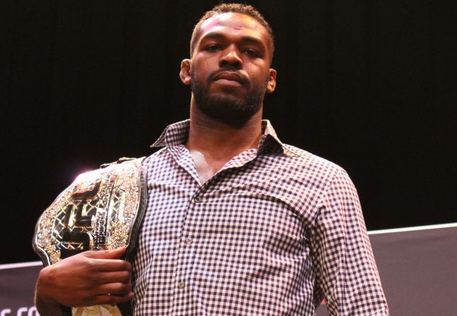 Jon Jones: Daniel Cormier is in 'bad shape,' just wants to be famous