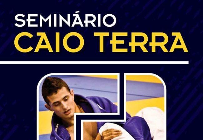 Catch a Caio Terra seminar somewhere along his Europe tour this summer