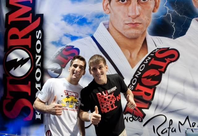 Jiu-Jitsu Expo traz irmãos Mendes, Ryron e Rener Gracie e mais 10 seminários grátis