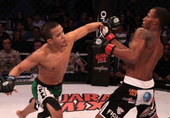 Júnior Boya entra de emergência e fatura cinturão do Jungle Fight 55