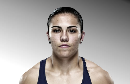 Video: Meet Jessica 'Pile Driver' Andrade, Brazil's first female fighter in the UFC