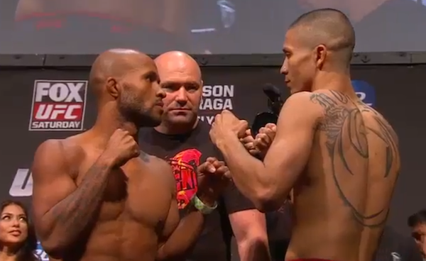 'UFC on Fox 8: Johnson vs. Moraga' quick results