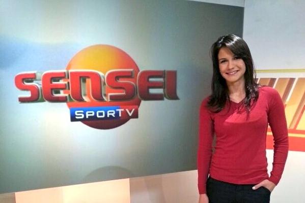 """Kyra Gracie estreia neste sábado como apresentadora do """"Sensei Sportv"""""""