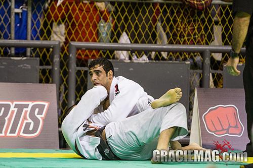 Rio Open de Jiu-Jitsu: Leandro Lo bate João Gabriel e reina no absoluto