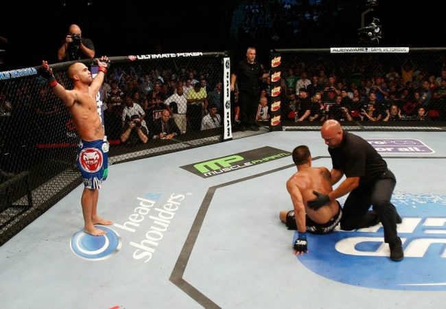 Robbie Lawler. Photo via Getty Images.