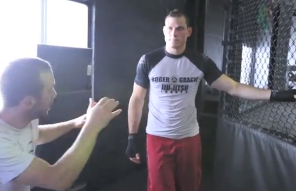 Roger Gracie happy to carry on family legacy at UFC 162