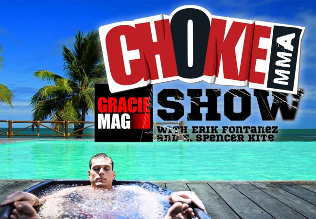 The Choke MMA Show Ep. 3: Roger Gracie, UFC 162 preview