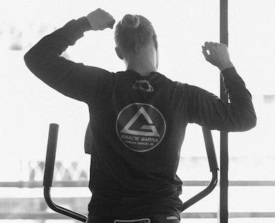 UFC champ Ronda Rousey talks putting on gi, competing in Jiu-Jitsu