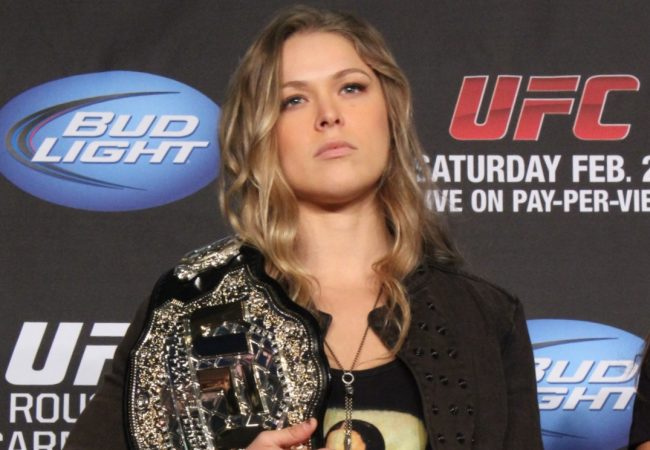UFC champ Ronda Rousey cast to be in 'Expendables 3'