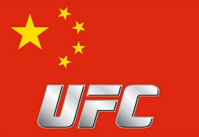UFC's 'Ultimate Fighter' headed to China