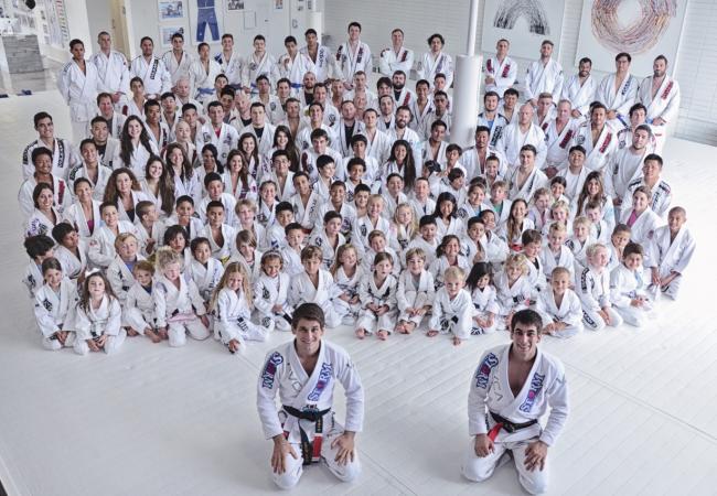 Mendes Bros celebrate one-year anniversary of their Art of Jiu-Jitsu Academy