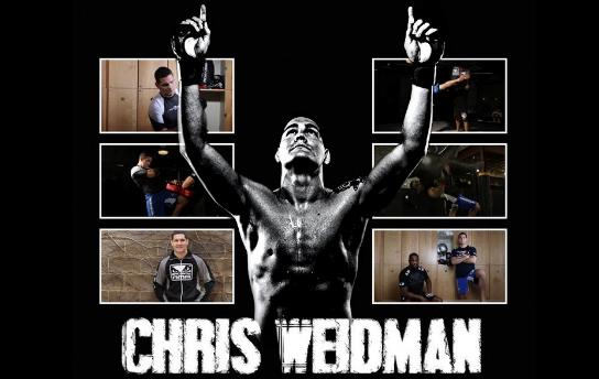Video: UFC champ Chris Weidman honored with 'Chris Weidman Day'
