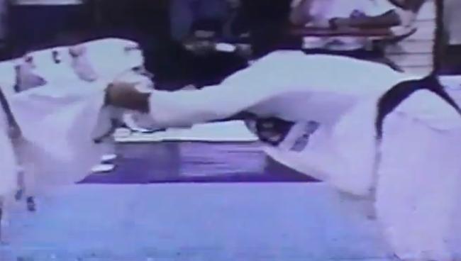 "Archives: Watch Renzo Gracie vs. Alexandre ""Gigi"" Paiva, in 1994"