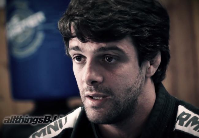 """VIDEO: Robson Moura """"I think Jiu-Jitsu back then was way more beautiful to watch"""""""