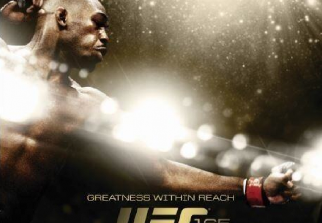 Check out the 'UFC 165: Jones vs. Gustafsson' poster