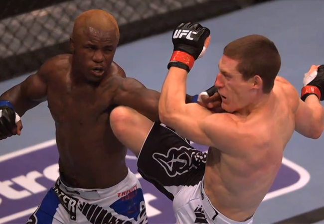 Watch the best UFC on Fox 8 moments in super slow motion