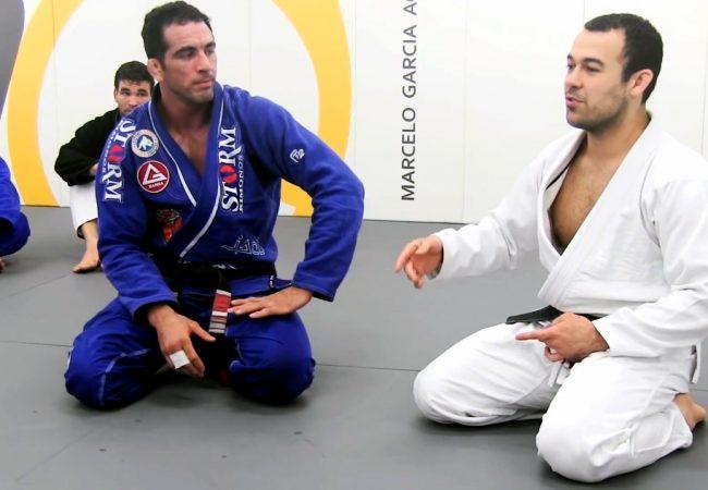 Vídeo: a visita de Bráulio Estima à academia de Marcelinho em NY