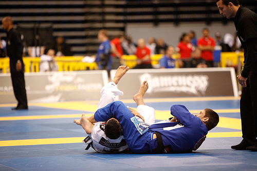 Copa Pódio: Claudio Calasans takes on Leandro Lo in superfight