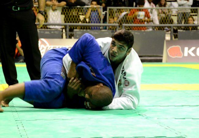 Rio Open de Jiu-Jitsu: o estrangulamento de João Gabriel na final do superpesado