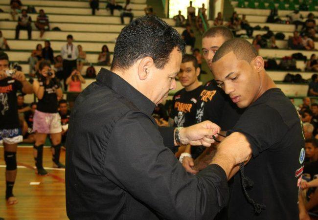 Mestre Nikolai apresenta promessas brasileiras no Circuito Talent Renault de MMA