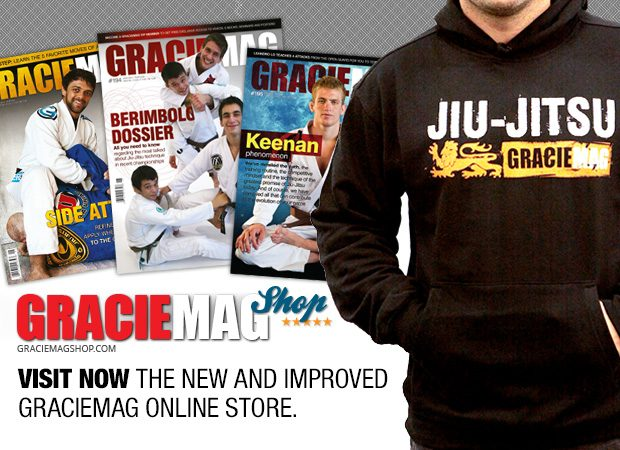 Visit now the new and improved GRACIEMAG Shop