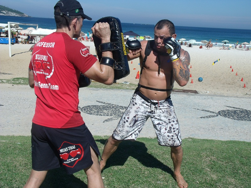 Tibau Trains In The Gi For Ufc 164 I Was Drifting From
