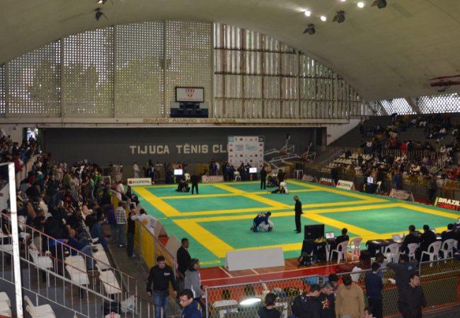Rio Open: os primeiros vencedores entre faixas-azuis, roxas e brancas