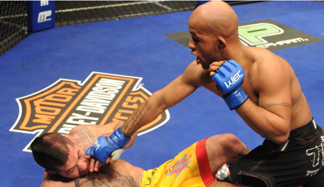 Check out flyweight champ Demetrious Johnson's last fight before entering the UFC